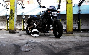 Picture Yamaha, FZ6N