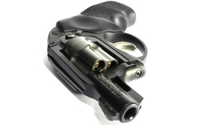 Picture gun, weapons, Ruger LCR