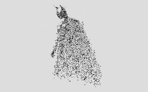 Picture background, bats, Batman