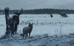 Picture Art, Fiction, Jakub Rozalski, Jakub Rozalski