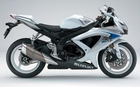 Picture motorcycle, Suzuki, sportbike, GSX-R 600