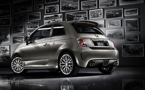 Picture Fiat, Saga, Abart