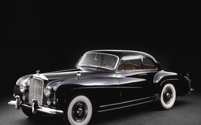 Picture Bentley, continental, coupe, r-type