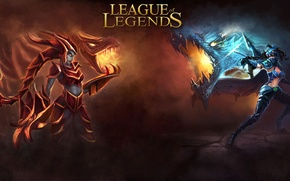 Picture Dragon, League of Legends, Shyvana, Vane