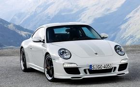 Picture 911, 997, Porsche, Porsche, 2009, Sport Classic