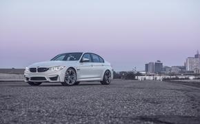 Picture BMW, White, F80
