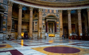Picture Rome, Italy, Pantheon