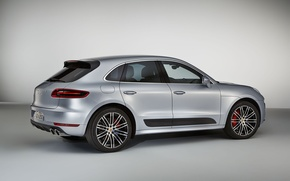Picture Porsche, Turbo, Performance, Macan