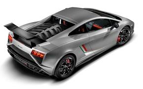 Picture Grey, Gallardo, Lamborghini Gallardo LP570-4 squadra Corse, Racing Team