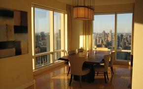 Picture design, style, interior, megapolis, New York city, living room, city apartment, Manhattan Luxury Properties
