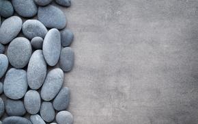 Picture stones, grey, stones