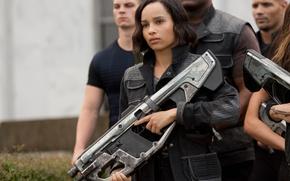 Picture Divergent, Zoe Kravitz, Insurgent, Chapter 2:Insurgent