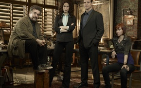 Picture The series, actors, Movies, Warehouse 13, Warehouse 13