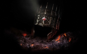 Picture DLC, Crown, Namco Bandai Games, Dark Souls 2, From Software, Dark Souls II, The Second …