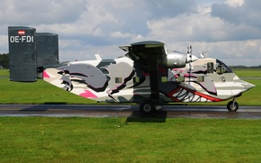 Picture easy, Short SC.7, Skyvan, the plane, transport