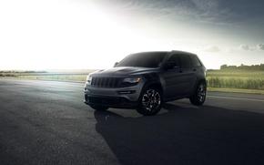 Picture car, SUV, Jeep, Grand Cherokee