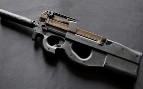 Picture gun, FN P90, subfusil