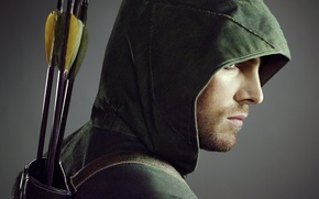 Picture the series, Arrow, Oliver Queen, Arrow, hood, Stephen Amell, Oliver Queen, arrows, Stephen Amell, face, …