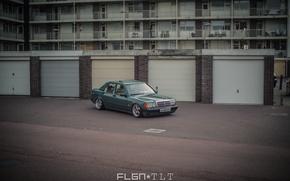 Picture Mercedes, STANCE, 190E