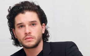 Wallpaper Game of thrones, 2015, Kit Harington, for the film, press conference