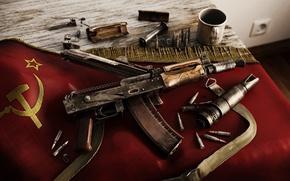 Picture machine, Kalash, AKS74U, AKS74U, AK-74