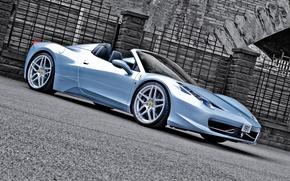 Picture car, tuning, Ferrari 458 Spider, Kahn Design