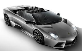 Wallpaper Roadster, Lamborghini, Reventon