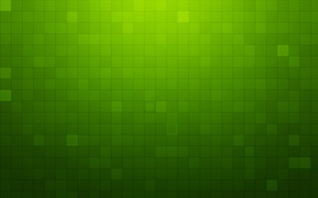 Picture Wall, Color, Figures, Texture, Squares, Green Square