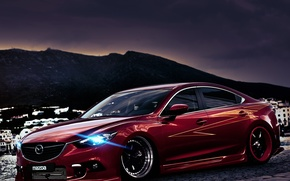 Picture Mazda, Cars, Tuning