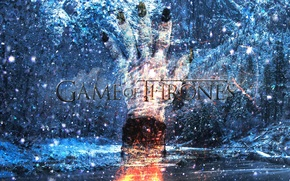 Picture winter, A Song of Ice and Fire, Game of Thrones, THRONES, GAME