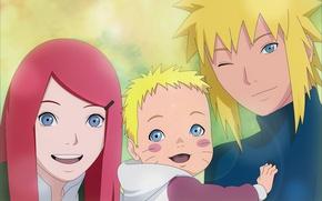 Picture Naruto, Minato, Kushina