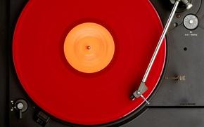 Wallpaper macro, music, background, DJ, turntables, vinyl, record, macro, vinyl