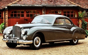 Picture 1955, type, bentley