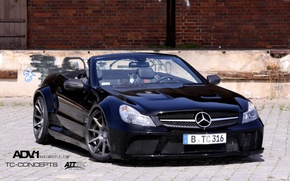 Picture TUNING, MERCEDES, BENZ, ADV
