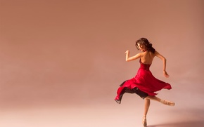 Picture dance, ballerina, Pointe shoes