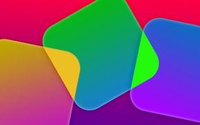 Wallpaper line, Apple, color, mac
