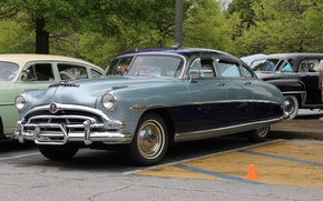 Picture retro, legend, cars, hornet, hudson