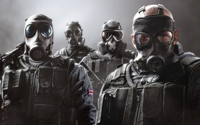 Picture The game, Game, Tom Clancy's Rainbow Six: Siege