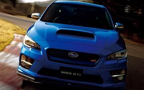 Picture Subaru, WRX, Sti, 2014