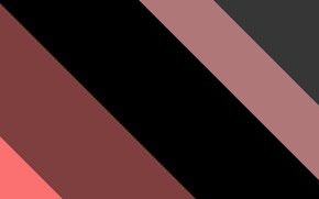 Picture line, pink, black, texture, material
