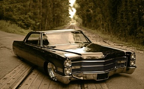 Picture cadillac, ville