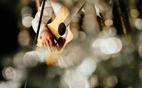 Picture music, background, guitar