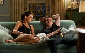 Picture Mila Kunis, Justin Timberlake, Sex friendship, Mila Kunis, Justin Timberlake, Friends with Benefits, Dylan Harper, …