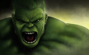 Picture face, Marvel Comics, The Hulk, Bruce Banner