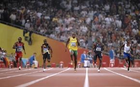 Picture running, Olympic games, run, Usain bolt, usain bolt