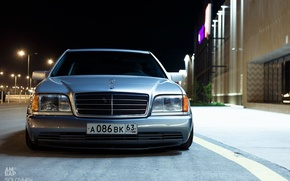 Picture Mercedes, W140, S-Class