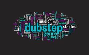 Picture figure, direction, dubstep