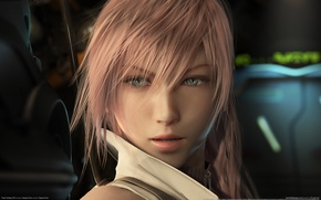 Wallpaper Soldier Army Cocoon, Lightning, Final Fantasy XIII, Final Fantasy 13, Lightning
