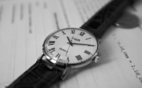 Picture Watch, black and white, vintage, retro clock, Soviet watch, Soviet, vintage watches, luch watches, watch …