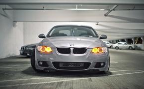 Picture BMW, BMW, Parking, Parking